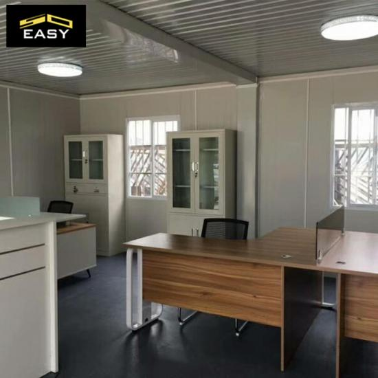 fully furnished container home