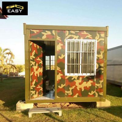 quick deploy military container house